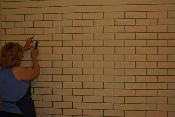 Подготовка стены к последующему декорированию