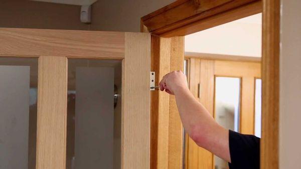 Дверные коробы могут быть из разных материалов