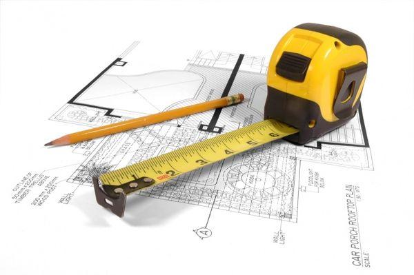 Как сделать разметку под фундамент дома своими руками