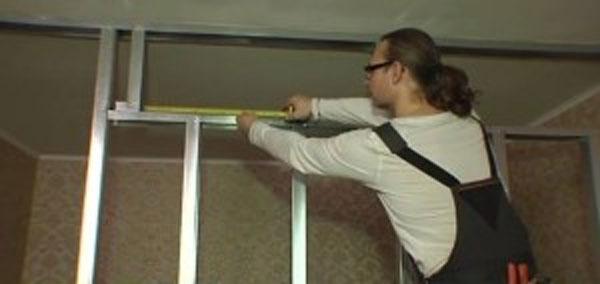 Как сделать ровные стены из гипсокартона своими руками