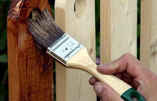 Отделка и декорирование деревянного забора