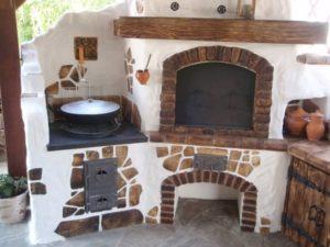 Как и чем самостоятельно оштукатурить печь в доме