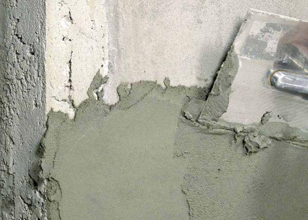 Как правильно подготовить и оштукатурить стену