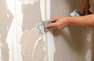 Как правильно выровнять потолок и стены в доме